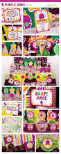 Barney Party Decorations Barney Birthday Party Ideas Rebeka Beavers This Is What I Meant