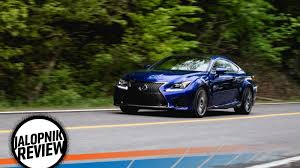 lexus rc f vs corvette 2017 lexus rc f the jalopnik review