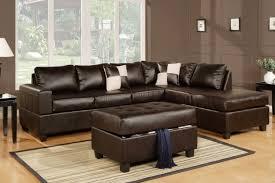 Brown Leather Sectional Sofa Sparta Dark Grey Italian Leather Sectional Sofa With Chaise