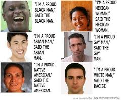 Gay Black Man Meme - i m a proud black man said the black man i m a proud asian man