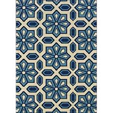 Coastal Indoor Outdoor Rugs Granville Rugs Coastal Indoor Outdoor Area Rug Blue