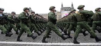 a russian exercise will soon put 100 000 troops on nato s