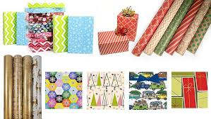 cheap wrapping paper best christmas wrapping paper 2017 compare buy save heavy