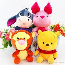2017 winnie pooh soft plush toys baby stuffed animals winnie
