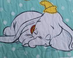 dumbo crib etsy Dumbo Crib Bedding