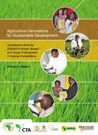 agricultural innovations for sustainable development by fara