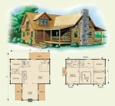 cabin open floor plans small cabin home plan with open living floor plan open floor