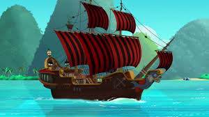 jolly roger jake land pirates wiki fandom