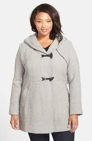 Womens Winter Coats Plus Size Women U0027s Plus Size Wool Duffle Coat Plus Size Fashion Pinterest