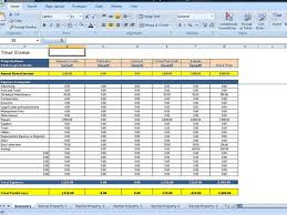 Landlord Spreadsheet Landlords Spreadsheet Template Rent And Expenses Spreadsheet