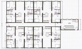 Multi Unit Apartment Floor Plans North American Building Solutions