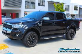 Ford Ranger Truck Accessories - ford ranger px dual cab black 56785 superior customer vehicles