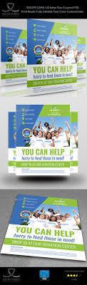 Volunteer Brochure Template by Volunteer Flyer Template Flyer Template Graphics And Business