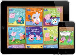 apps kids peppa pig books award winning