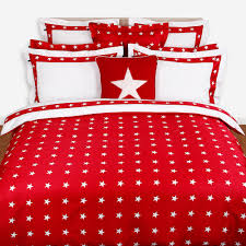 discover the gant star border duvet cover red double at amara