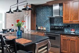 Black Galaxy Granite Countertop Kitchen Traditional With by Black Galaxy Granite Convention Montreal Traditional Kitchen