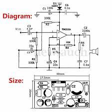 subwoofer amplifier home theater tda2030 power amplifier for amp subwoofer diy kits