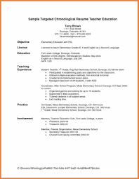 Sample Profile Resume Resume With Objective Resume Cv Cover Letter Sample Objective For