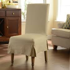 Slipcovered Parsons Dining Chairs Oatmeal Parsons Chair Slipcover Kirklands