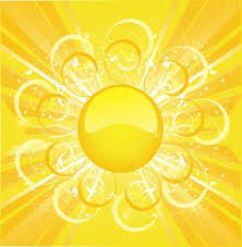 sun sun background vector 3 vector background free vector for
