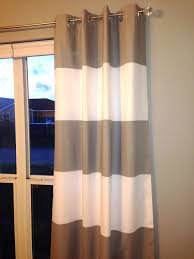 Stripe Curtain Panels Catchy Stripe Drapery Panels Fresh In Ideas Style Living Room View