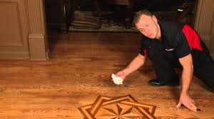 how to get scratches of polyurethane finished hardwood floors