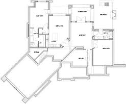 craftsman floor plan house plan 65867 at familyhomeplans