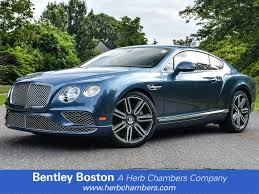 new bentley inventory in boston ma