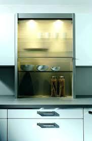 roll up kitchen cabinet doors kitchen cabinet roll up doors roll up cabinet doors kitchen garage