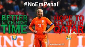Robben Meme - memes de la eliminaci祿n de holanda y robben goal com