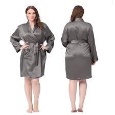 robe de chambre grande taille pas cher moda vilona vtements femme grande taille pas cher destiné à robe
