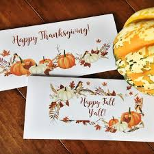 free thanksgiving stationery lauriekehler