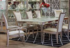 michael amini dining table sale 2519 00 bel air park extendable dining table by michael amini