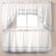 Walmart Kitchen Curtains by Walmart Kitchen Curtains S Lichtenberg Berkshire Kitchen