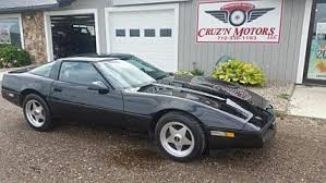 1984 chevrolet corvette for sale 1984 chevrolet corvette classics for sale classics on autotrader