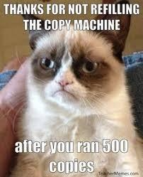 Copy Machine Meme - copy machine