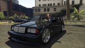 190e 1990 mercedes 1990 mercedes 190e evolution ii gta5 mods com