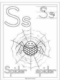 itsy bitsy spider coloring pages funycoloring