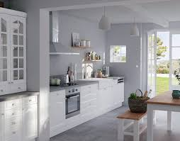 les meubles de cuisine meuble cuisine bois blanc cuisine en image