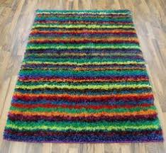 Multi Coloured Rug Uk Rio Fizz Multi Coloured Shaggy Rugs Free Uk Delivery The Rug