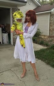 Jurassic Park Costume Halloween Jurassic Claire U0026 Rex Costume Costumes Halloween