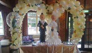 wedding arch balloons wedding decorations balloon heart frame ballooninspirations