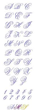 create monogram initials monogram chart great reference for times you need something
