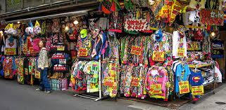 bright shopping dotonbori osaka