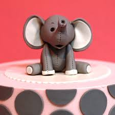 cake toppers and fondant cake decor