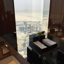 123 floors up high tea burj khalifa review monkey miles