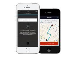 uber for android uber update brings destination entry and turn by turn navigation