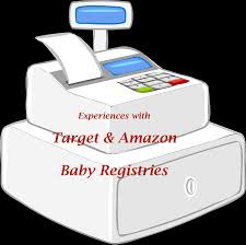 experiences with target and amazon baby registries the phd mama