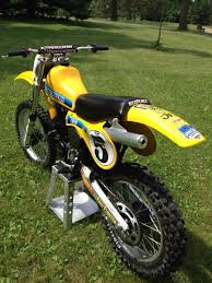 1983 rm250 build old moto motocross forums message