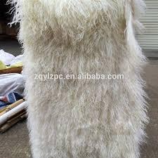 tappeti di pelliccia veri tibetano agnello piatto della pelliccia tappeti di pelle di